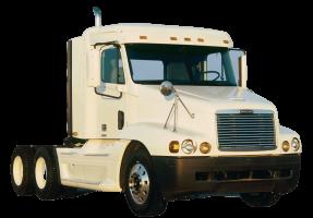 Стекло лобовое (два раздельных) для Freightliner Centuri