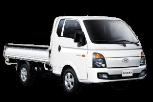 Стекло лобовое панорамное для Hyundai Porter H100