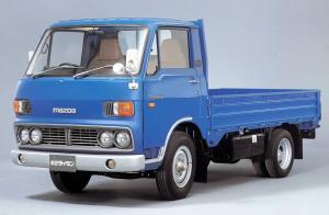 Стекло лобовое панорамное для Mazda Titan