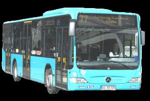 Стекло боковое левое  для Mercedes - Benz O530 Citaro