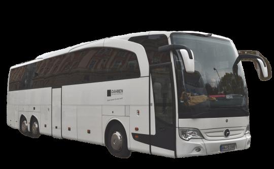 Стекло лобовое панорамное для Mercedes - Benz O580 Travego 16RHD