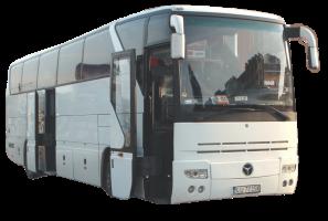 Стекло лобовое панорамное для Mercedes - Benz О403