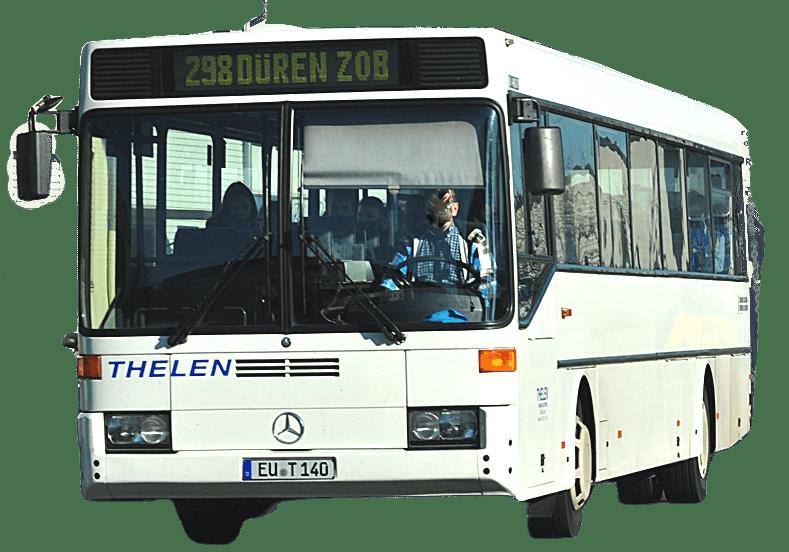 Стекло лобовое панорамное для Mercedes - Benz O407