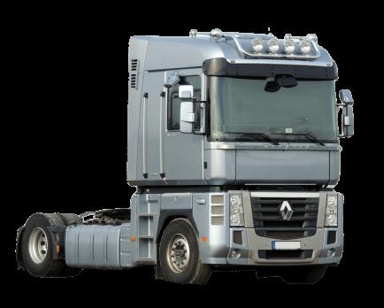 Стекло лобовое панорамное для Renault Magnum