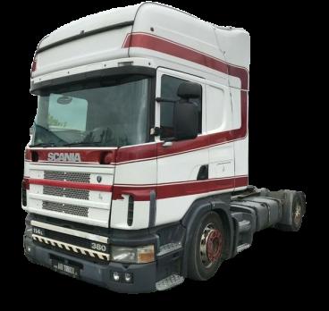 Стекло лобовое панорамное для Scania 114G Cab Type CP19