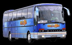 Стекло лобовое панорамное для Setra S250 Special