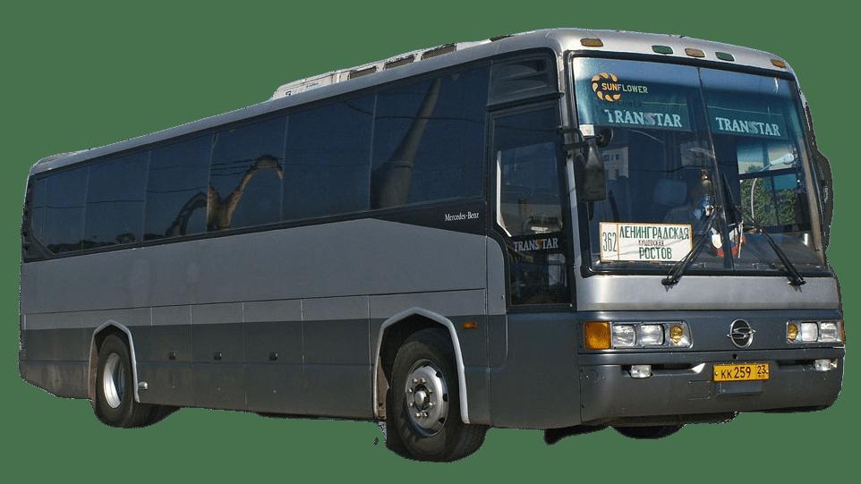Стекло лобовое (два раздельных) для Ssang Yong Transstar SB 85