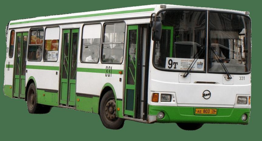 Стекло лобовое (два раздельных) для ЛиАЗ 525645