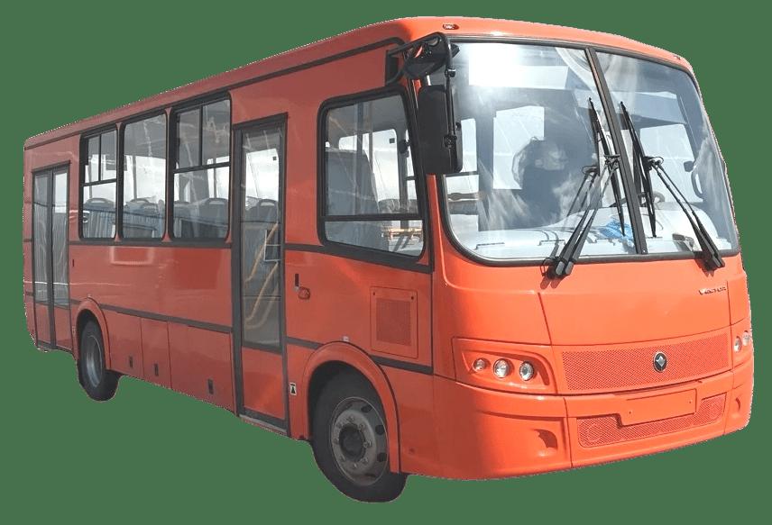 Стекло лобовое (два раздельных) для ПАЗ - 3204